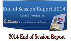 End of session report