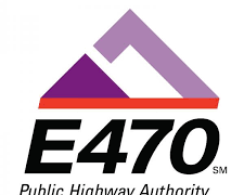 E-470 with language logo