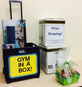 Work Well 2.0 Gym in a box Jan 18