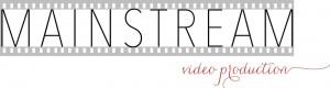 Mainstream video production logo
