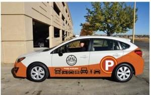 COA parking enforcement car1